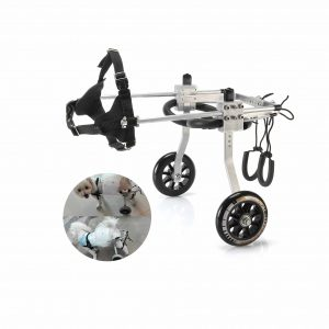 Anmas Sport Adjustable Dog Pet Wheelchair