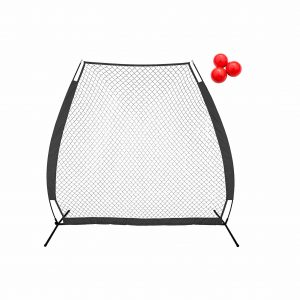 Bkisy 7 Foot Pitching Screen