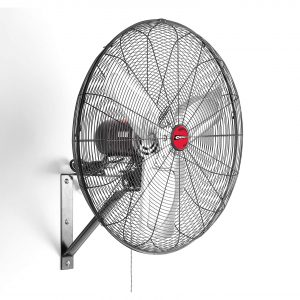 OEMTOOLS OEM24884 30 Inch High-Velocity Oscillating Wall Mount Fan