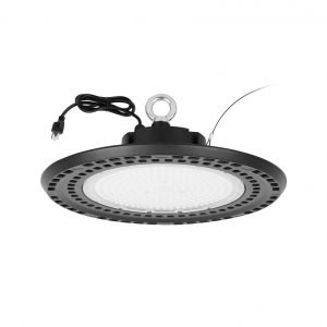 Q QINCHEN UFO LED Light for Factory, Plant Growth and Work Shop