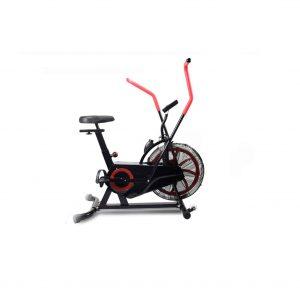 Shhjjyp 300lbs Fan Exercise Air Resistance Bike