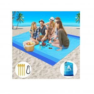 AISPARKY Beach Blanket