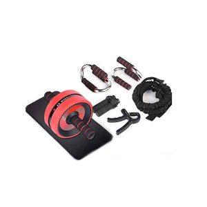 BOSWELL 6-In-1 AB Wheel Roller Kit