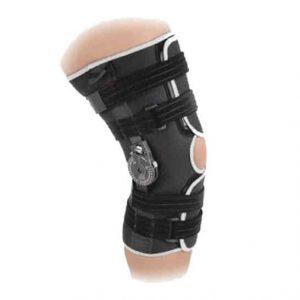 Bledsoe Crossover Post-Op Knee Brace Armor