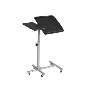 CozyCasa Portable Laptop Desk with Book:e-Device Edge Stopper