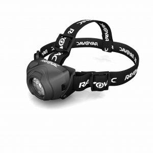 Rayovac Virtually Indestructible LED Headlamp