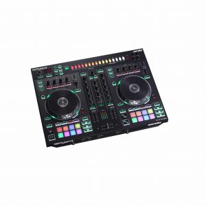 Roland PKG DJ-505 Two Channel, Four-Deck Serato DJ Controller