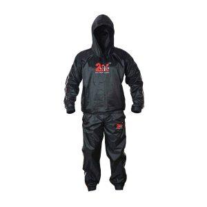 2Fit Heavy-Duty Sauna Suit, Anti-rip