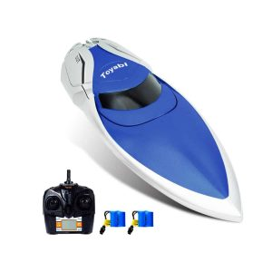 GizmoVine RC Boat Remote Control Boats High Speed (20MPH+)