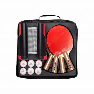 IntegraFun Ping Pong Paddle Set