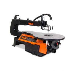 WEN 16 Inches Variable Speed Scroll Saw