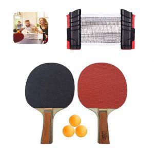 ACEBON 2 Paddle Ping Pong Set