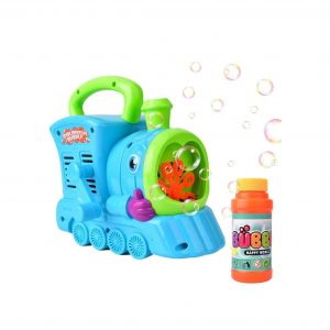 AINOLWAY Train Shaped Bubble Machine Hand Controlled