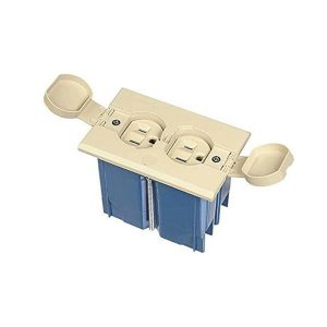 Carlon B121BFBRR Adjustable Floor Box
