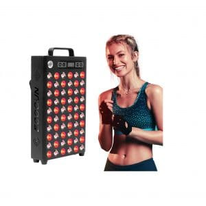 ECOGUN Red Light Therapy Device, Clinical-Grade