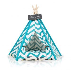 Murie Pet Teepee 27 Inches Tall Pet Tent