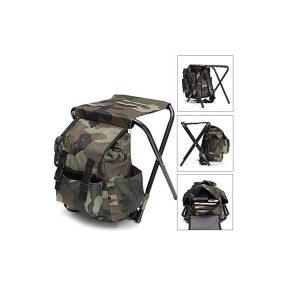 Portable Folding Camouflage Stool