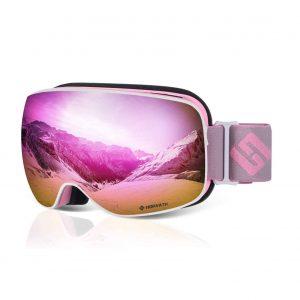 SH HORVATH Ski Snowboard Goggles