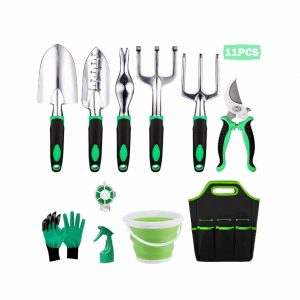 Ulike 11-Pieces Garden Tool Set