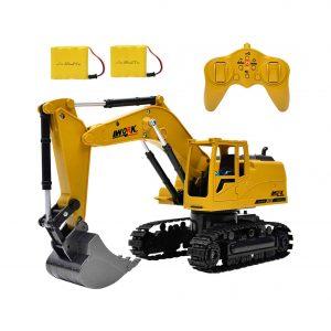 WEECOC RC Excavator Construction Tractor Remote Control Excavator