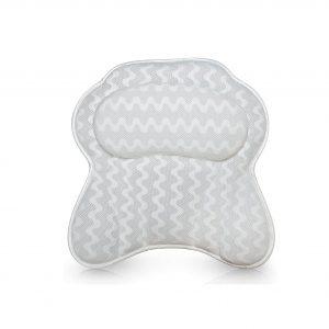 Bath Haven Luxurious Bath Pillow for Breathable Comfort