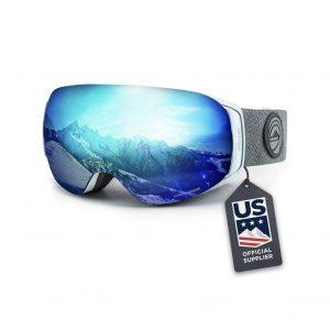 Wildhorn Roca Snowboard and Ski Goggles