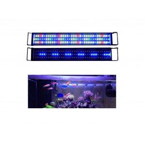 KZKR Aquarium LED Fish Tank Remote Control Aquarium Light