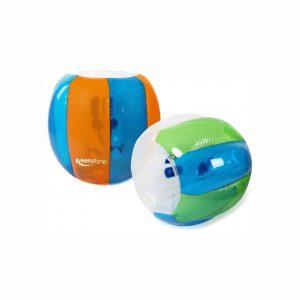 Keenstone Two Bumper Balls Inflatable Balls