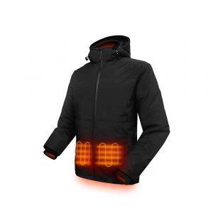ORORO Men's Lightweight Padded Heated Jacket
