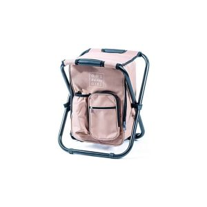 One Savvy Girl Backpack Cooler Chair