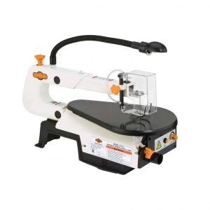 Shop Fox 16 Inches Variable Speed Scroll Saw