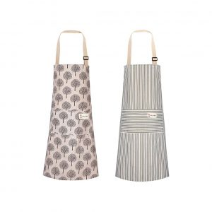 Syhood Adjustable Cooking Apron with Pocket
