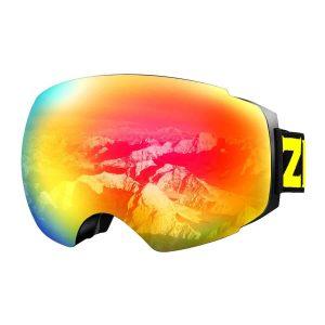ZIONOR X4 Ski Goggles