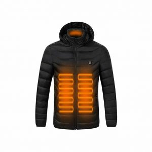 ANTARCTICA Upgraded Lightweight Electric Heated Jacket