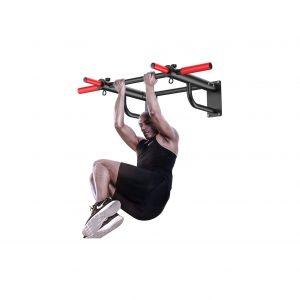 KFK Pull Up Bar Wall-Mounted Exercise Bar