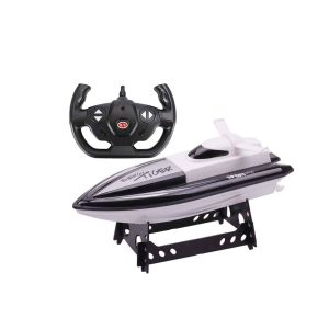 LALEO Remote Control Boat 2.4GHz 1 Scale with Extra Battery