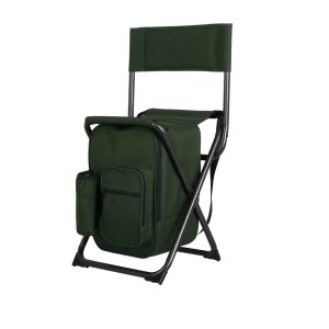 PORTAL Folding Chair Seat, Supports 225 lbs