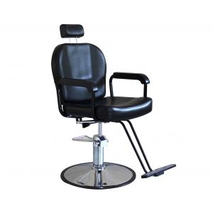 Shengyu Black Barber Chair
