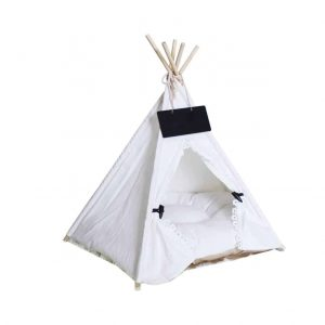 Norgail Pet Teepee Tent 24 Inches for Pet