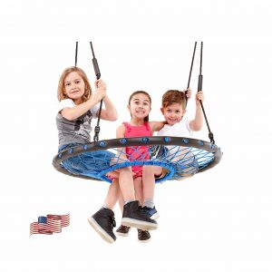 Smartsome Spider Web 40 Inches Tree Swing