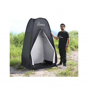WolfWise Portable Outdoor Privacy Shower Tent