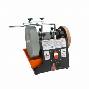 Grizzly industrial T10010ANV bench grinder