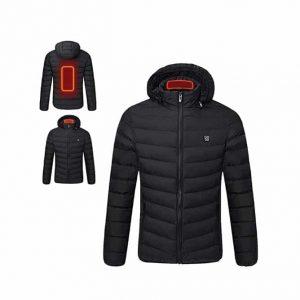 JeBe Unisex Heated Jacket