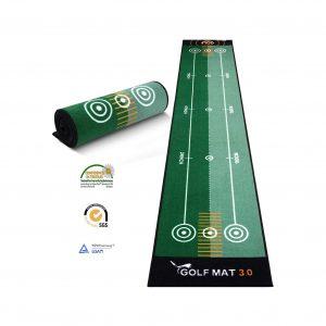 Ulalov Golf Putting Matt 9.84 x 1.65 Ft