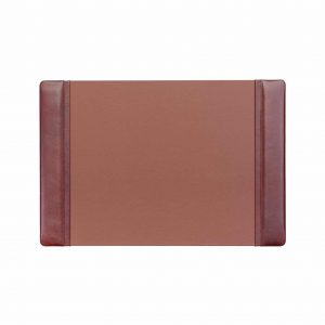 Dacasso Mocha Leather Desk Pad