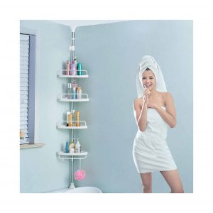 H&A Tension Shower Caddy Pole
