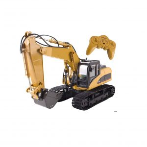 Memtes 15 Channel Full Functional Remote Control Excavator Tractor