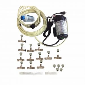 Mistcooling Residential Misting System