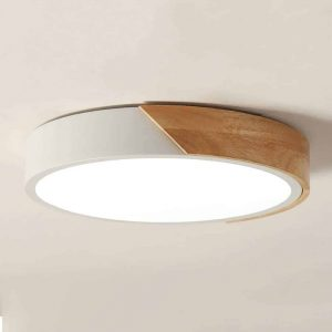 NOVO Light Ceiling Dimmable 15 Inches Modern LED Round Shaped Light