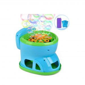 Semaco Bubble Machine 2100 Bubbles Per Minute Machine